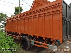 Dijual Fuso Orange 4x2 HL Tahun 2014