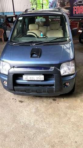 Maruti Suzuki Wagon R AX BS-III, 2002, Petrol