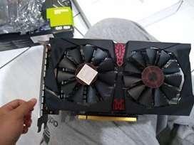 VGA Card Asus Nvidia Geforce  GTX750 Ti 2GB 128bit DDR5