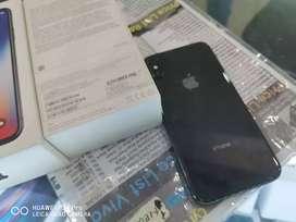 Iphone x 64 grey mulus sekali