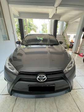 Toyota All New Yaris G Automatic 2015