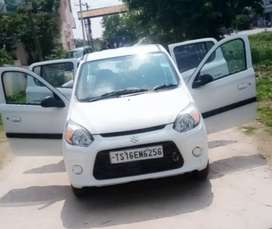 Hey! Just I want to sell my.  New branded car *ALTO800*