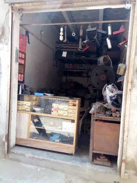 Shop no Ls-124 Sector 16/A buffer zone namak bank near diayar-e-sheri