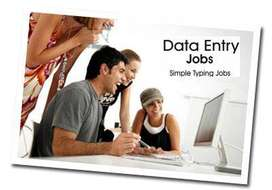DATA ENTRY JOBS work from home