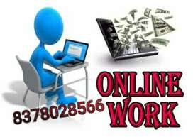 great income plateform for freshers job on home based