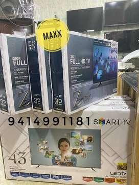 Smart 40 inch LED TV @ 1920*1080 pixel wifi