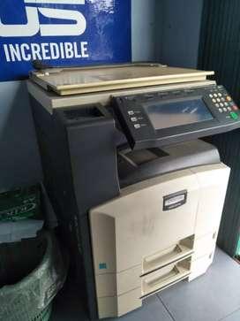 Mesin fotocopy kyocera km3040
