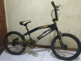 Sepeda bmx Pacific mulus normal siap goes