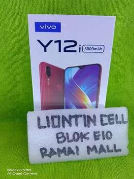 #spirit vivo y12i 3/32gb ready stock bisa cod sampai rumah .