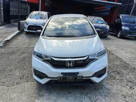 Honda Jazz 1.5 RS Matic 2018 nik 2017 putih orchid mutiara