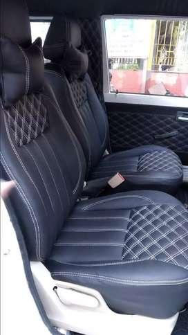 Seat cover full meting