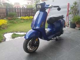 Vespa sprint 3v matic 2016