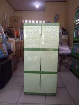 lemari plastik tabitha