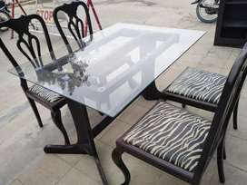 Dining table 4 seat