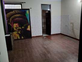 Its a 3BHK Semi furnished flat for sale in Maya garden phase 1