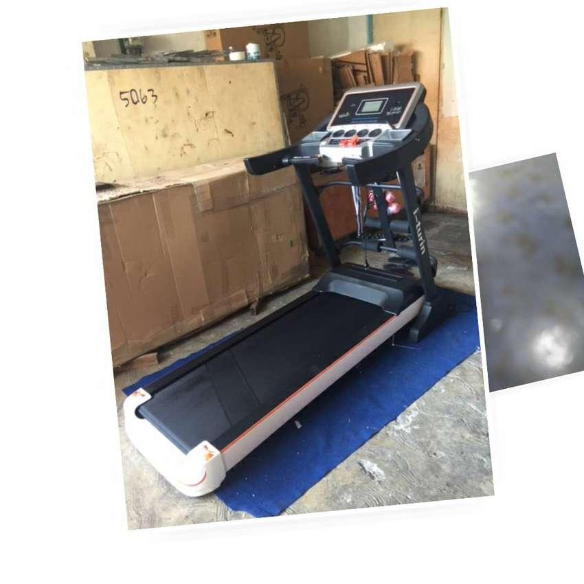 Treadmill Elektrik i Turin // 0