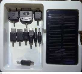 Solar charger and Power bank