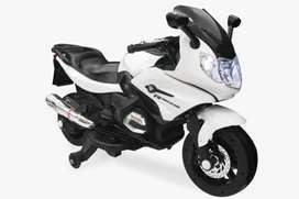 Motor Mainan Ninja Pakai Aki / Motor Mainan Yang Bisa Dinaiki