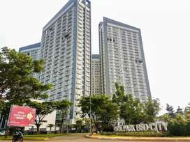 Program subsidi ratusan juta apartemen 2BR Casa de Parco BSD City