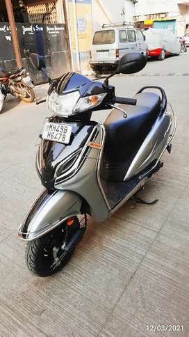 Honda activa five years insurance available 2019 ending
