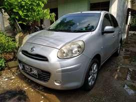 Nissan March 1.2 A/T 2011 – Pribadi, Pajak Panjang