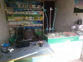 Mobile shop setup for sale