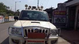 Mahindra Scorpio VLX 4WD BS-III, 2010, Diesel