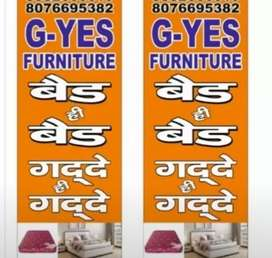 Bed start@2500Rs/-