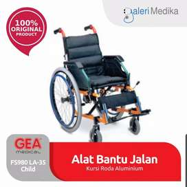 Kursi roda anak GEA FS980 LA 35