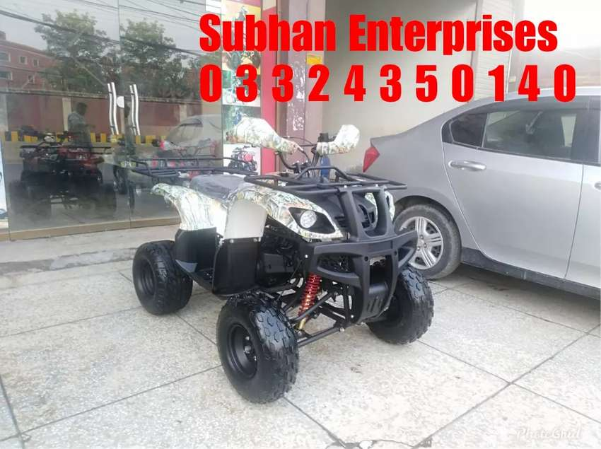 Adult Size 250cc Automatic Atv Quad Bikes Online Deliver All Pak 0