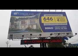 running text Bandung 165