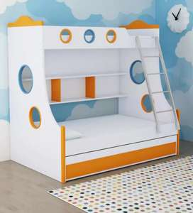 Check Pics Double Bunk Bed in Reasonable Price