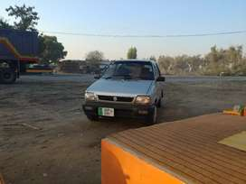 Suzuki Mehran VX Available