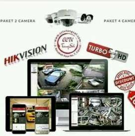 Pasang Kamera CCTV Murah? - Kualitas Gambar Hdmi+Infrared