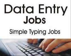 data entry jobs