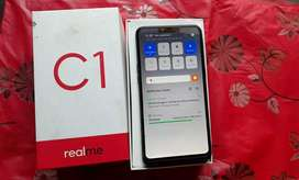 Realme C1 for sell just 10 months used