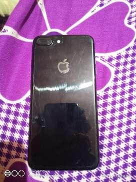 Iphone 7 plus 128 gb for sell in jet black color