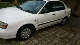 Rent a Baleno car with driver