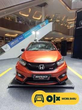 [Mobil Baru] HONDA NEW BRIO 2021