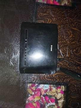 D-Link Dir-600M N150 Broadband Wireless Router (Not a Modem)