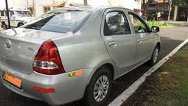 Toyota Etios 2017 Diesel Well Maintained