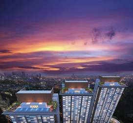 @655 Sq Ft  Property available for Sale in Godrej Exquisite Thane West