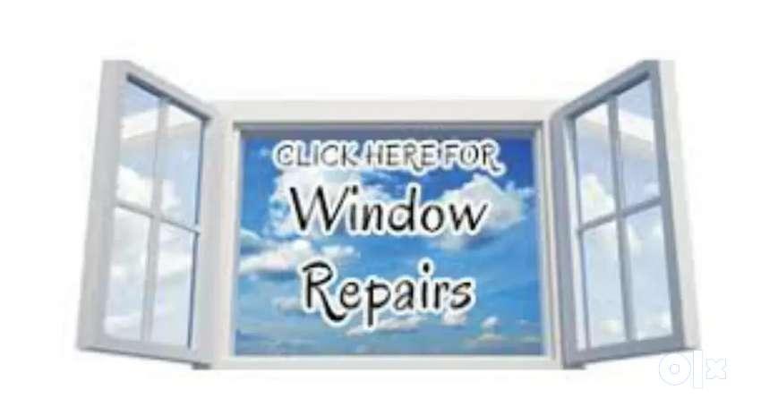 Aluminium window repair & service 0