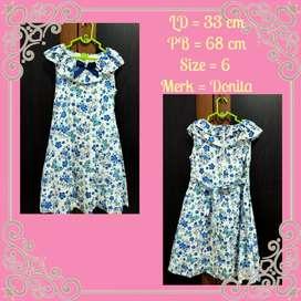 Dress Anak Perempuan Donita
