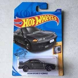 Hot wheels / hotwheels nissan skyline gt-r r32