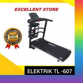 treadmill elektrik total TL-607 F-50 eletric treadmil