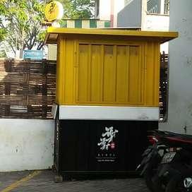 Dijual Container utk Usaha