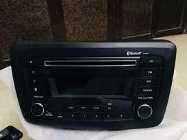 Maruti suzuki music system