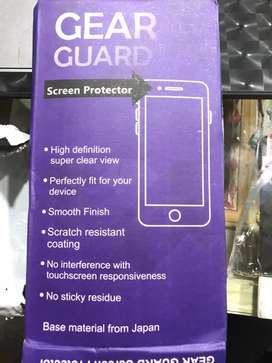Screen protector for tablets or car screen guard 6 inch