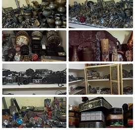 Antiques - Antique - Old Items - Decorative - Collectible - Vintage